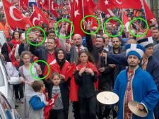 Protest tegen 'fascistische' Turkse optocht in Arnhem