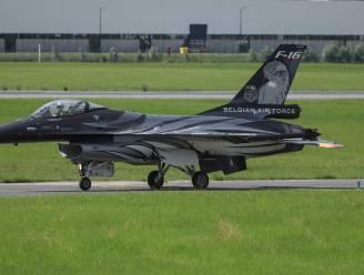 Eerste Belgische piloot behaalt 5.000 vlieguren in F-16