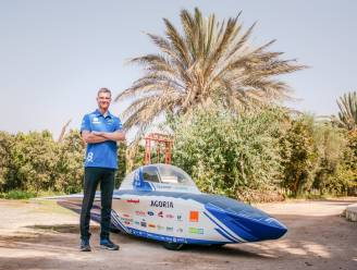 Bart (22) uit Kruisem rijdt volgende week met misschien wel beste zonnewagen ter wereld door de Sahara