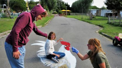 Streetart op Lübecksite geeft voorsmaakje van straatkunstenfestival 'Sorry, not Sorry'