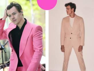 De vraag naar roze maatpakken stijgt. Experten van Café Costume geven stylingtips