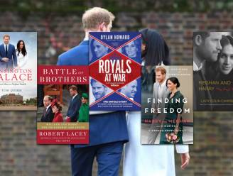 """""""De hechte band tussen Harry en William is nu helemaal verstoord"""": deze vijf boeken over de Britse royals doen stof opwaaien"""
