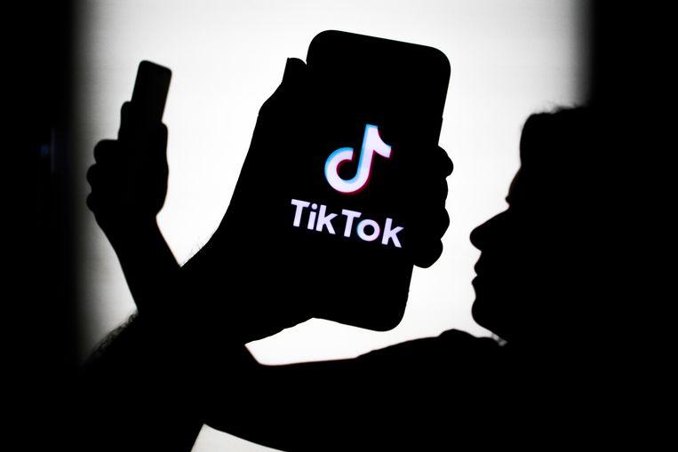 TikTok. Beeld NurPhoto via Getty Images