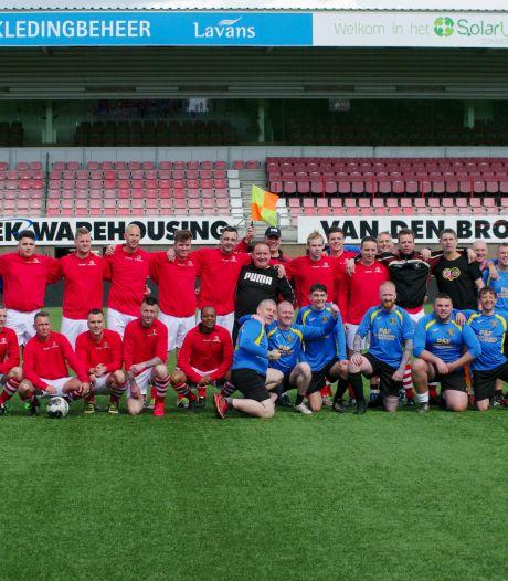 Helmond Sport en Burnley FC uit Engeland zijn vrienden, want de steden zijn allebei 'afvoerputje'