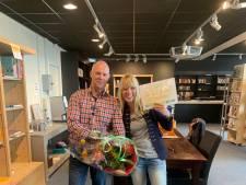 Kringloopwinkel Borne maakt klanten blij met prijzen