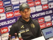 """""""Bruges est de loin la meilleure équipe"""": Vincent Kompany entre """"humilité et ambitions"""" avant les playoffs"""