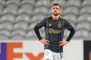 Nicolas Tagliafico gaf vorige week tegen Lille een doelpunt weg en verdiende een penalty.