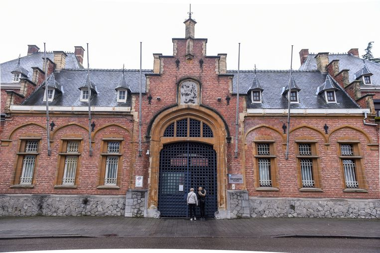 Archiefbeeld. Gevangenis Turnhout. Beeld BELGA