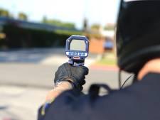 621 bestuurders geflitst tijdens verkeerscontrole in Tilburg