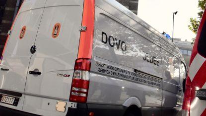 DOVO brengt obus tot ontploffing in Kalkense Meersen