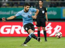 Uruguay verslaat Tsjechië in China Cup door goals koningskoppel