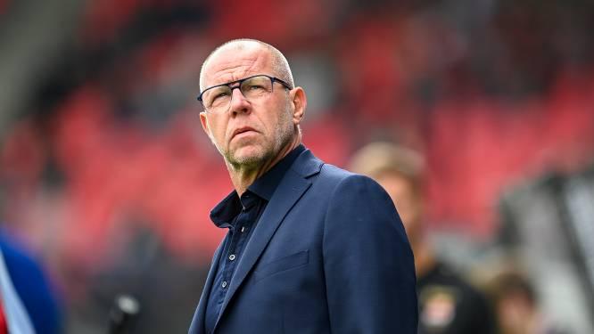 Grim wil nu ook als trainer bekersucces vieren: de sterkste elf Willem II'ers spelen tegen RKC
