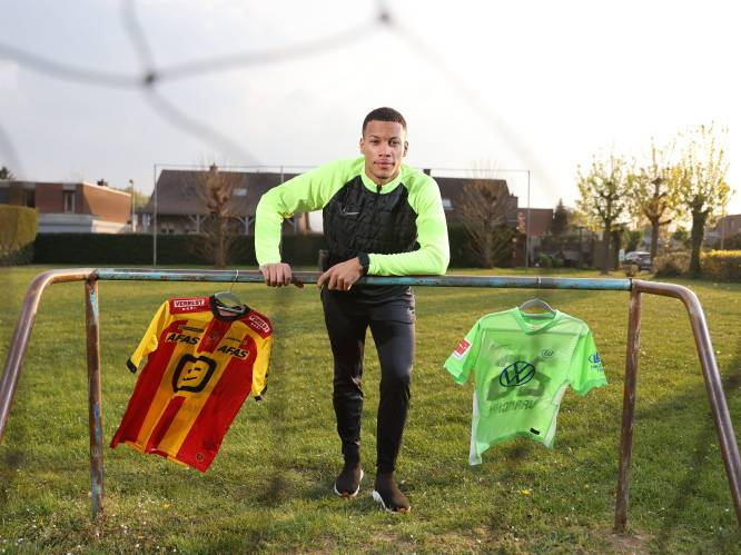 """Aster Vranckx, straks naar Wolfsburg, begint aan afscheidstournee bij KV Mechelen op de bank: """"Ik wil niet klagen, maar…"""""""