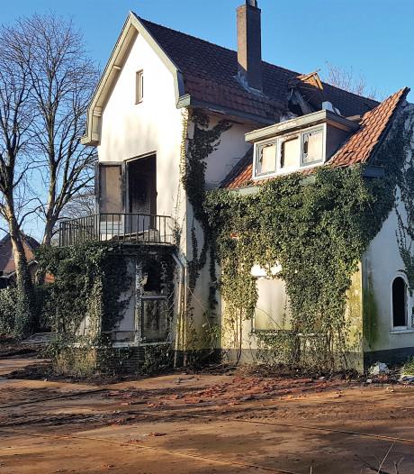 Renkumse villa uit verfilming 'De eetclub' van Saskia Noort eindelijk tegen de vlakte