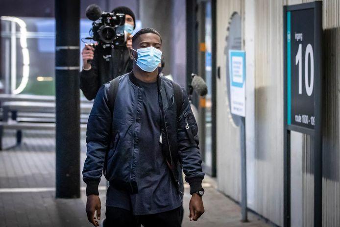 Diaby a passé ses tests médicaux à l'UZ Gent.