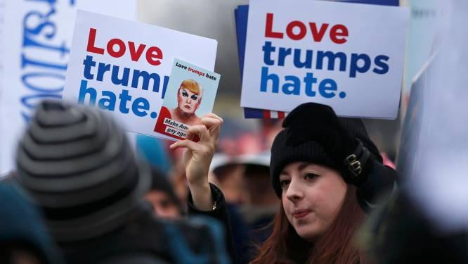 Waarom tienduizenden vrouwen vandaag op straat komen tijdens de Women's March