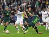 Ook Van Bommels Wolfsburg heeft geen antwoord op schitterende reeks Salzburg