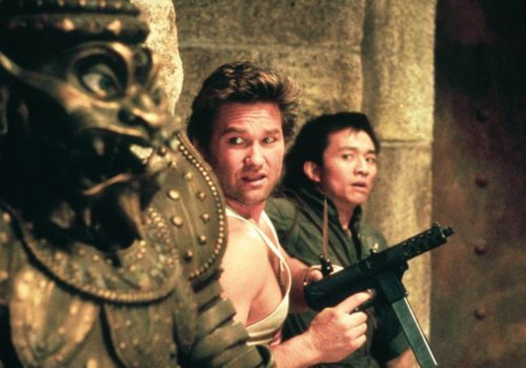 Big Trouble in Little China. Beeld rv