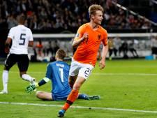 Frenkie de Jong en deze twee andere regiogenoten droegen het magische shirt van Oranje