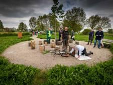 Bijentuin in Steenwijk moet mensen bewust maken van nut van bijen: 'Ze dreigen te verdwijnen'