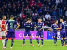 PSV gaat er na onthutsend zwakke beurt keihard af tegen Ajax