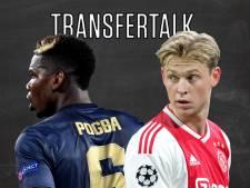 Barça spreekt in Amsterdam met Frenkie de Jong, Wolves wil Tete