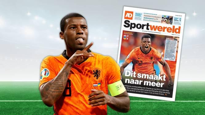 """Enthousiasme rond Oranje ontluikt weer in Nederlandse pers, al is niet alle scepsis weg: """"Hoofdrol voor twee arbeiders met kolengruis aan de voeten"""""""
