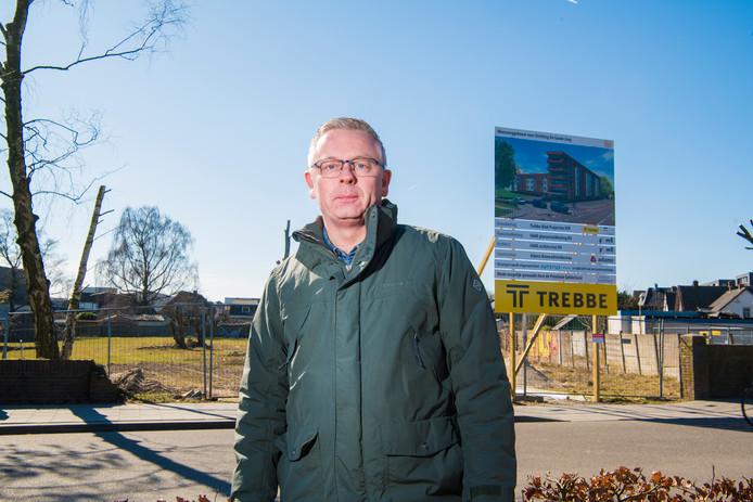 Apeldoorner Wilco Westrik zocht maanden naar een geschikte woonplek voor zijn moeder die dementie heeft.