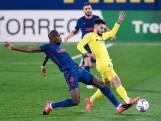 Atlético weer koploper na thuiswinst
