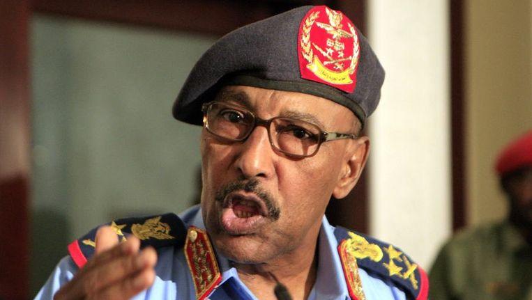 Abdelrahim Mohamed Hussein. Beeld reuters