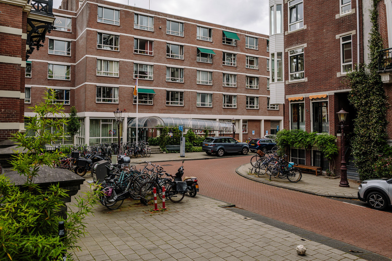 Verpleeghuis Vondelstede in Amsterdam.  Beeld Marc Driessen