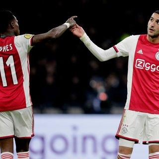 Ziyech en Promes zijn het duo met de meeste aanvallende chemie in de Eredivisie
