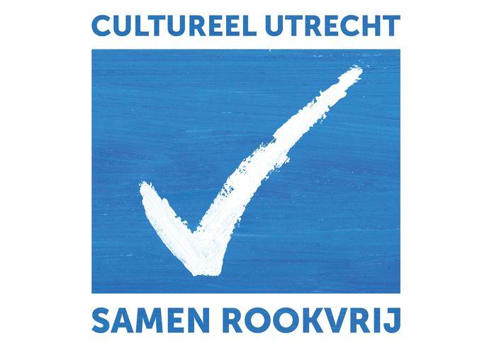 Wethouder Eelco Eerenberg onthulde dinsdagmiddag in het Centraal Museum een hierbij behorend logo dat de musea op hun gebouwen gaan aanbrengen.
