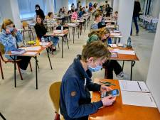 Examens tijdens corona: in een hotel, bioscoop of kerk