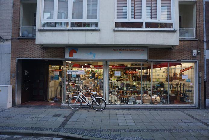 Guy en Martine Van Eeckhaute stoppen met Rudy's Music Shop, een begrip in Oostende en ver daarbuiten