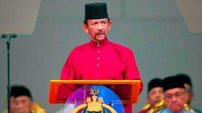 Sultan Brunei zwicht voor druk George Clooney: doodstraf voor onbepaalde tijd opgeschort