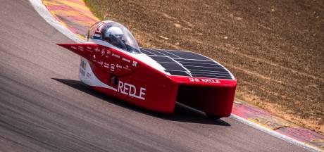 Solar Team Twente snelt naar eerste plek