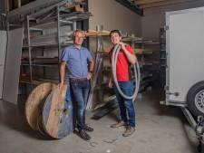 Werken onder 'hoogspanning' bij Bouwmeester in Apeldoorn: 'Zo'n schok went nooit'