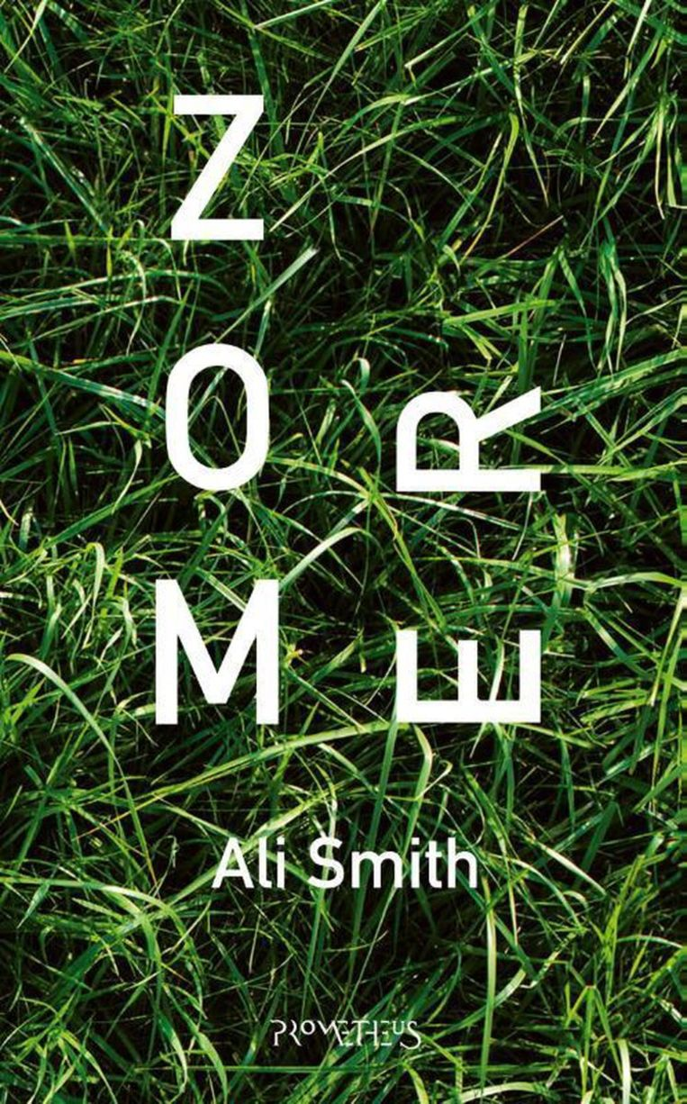 Ali Smith – Zomer. Beeld rv