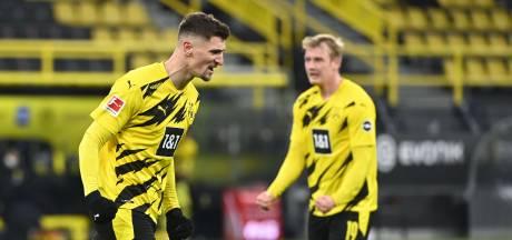 Premier but pour Meunier, hommage à Witsel et nouveau couac à domicile pour Dortmund