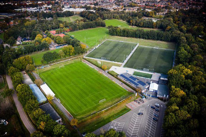 Voetbalvelden.