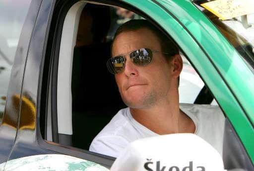 """Lance Armstrong: """"N'avoir jamais participé au Giro est un de mes regrets""""."""