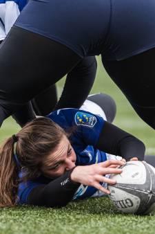 Liza de Wild uit Wemeldinge gaat haar broers achterna, vanaf zaterdag is zij ook rugby-international