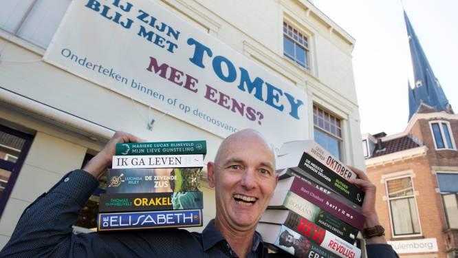 Culemborgers helpen boekhandel van Gerard aan nieuw pand én nieuwe naam