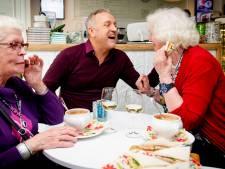 Gordon als ambassadeur in de bres voor eenzame ouderen