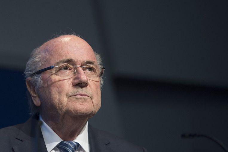 Sepp Blatter zal voor een van de laatste keren de vergadering voorzien van een openingswoord, waarna de belangrijkste onderwerpen aan de orde komen: het uitschrijven van een verkiezingsdag en de van buiten zo gewilde hervormingen. Beeld anp