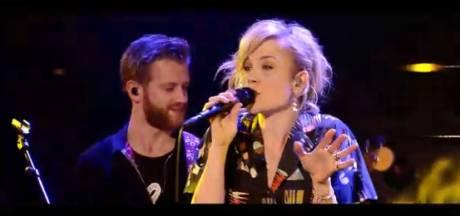 Ilse DeLange zingt nieuwe single in De Wereld Draait Door