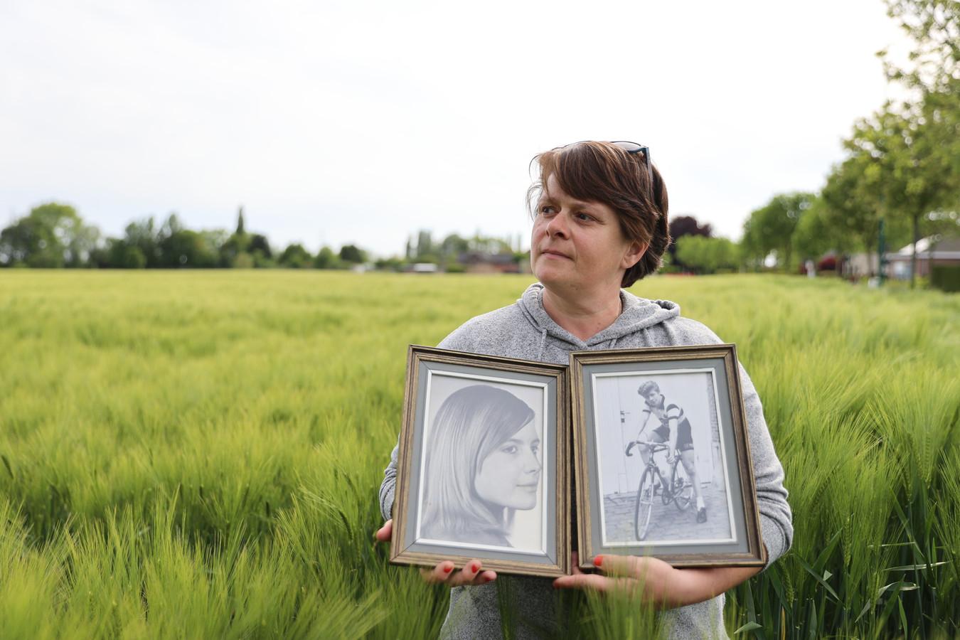 Fanny De Lodder was amper negen maanden oud toen haar ouders stierven. Jacqueline De Wispelaere werd 24 jaar, Eric De Lodder 27.