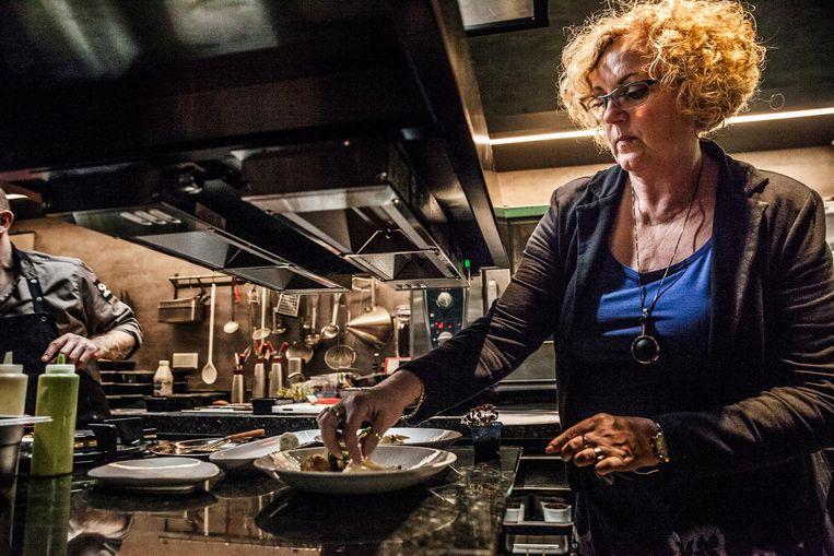 Restaurateur Corrie Hoop Beeld Aurélie Geurts