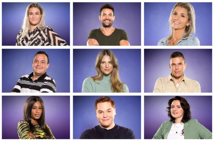 Big Brother - Jill, Michel, Julie / Mike, Liese, Nick / Zoey, Matt, Naomi